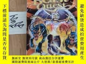二手書博民逛書店Beast罕見Quest: Ravira Ruler of the Underworld (《勇鬥怪獸系列之陰間統
