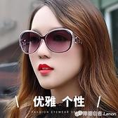 年新款墨鏡女 顯瘦韓版潮小臉款護目鏡街拍太陽眼鏡防紫外線 檸檬衣舍