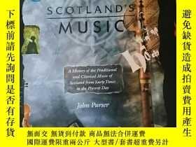 二手書博民逛書店Scotland s罕見Music mY144640 內詳 內詳