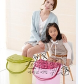 家用泡腳桶塑料加大高深按摩洗腳盆泡腳木桶帶蓋保溫足浴盆足療桶HM 衣櫥秘密