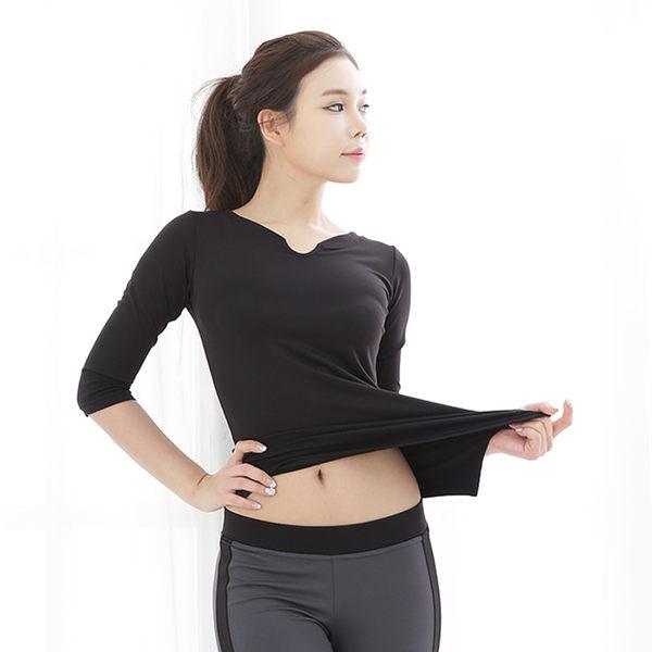 韓國健身瑜伽服上衣短袖女春夏健身房運動服跑步訓練速乾衣   - jrh0019