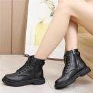 回力馬丁靴女童ins夏薄款透氣初中女生短靴學生單靴兒童皮靴時尚 一米陽光