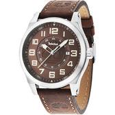 Timberland  美式 潮流 錶(TBL.14644JS/12) 咖/45mm