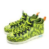 native FITZSIMMONS P 休閒鞋 高筒 靴子 保暖 舒適 綠色 印花 男鞋 女鞋 GLM06P-313 no257
