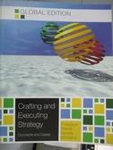 【書寶二手書T5/大學商學_XBE】Crafting and executing strategy : the ques