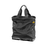 Crash Baggage Bump Bags Collection 前衛霧面 龐克系列 防潑水 托特包 / 側背包(黑色提袋 - 騎士黑硬殼 )