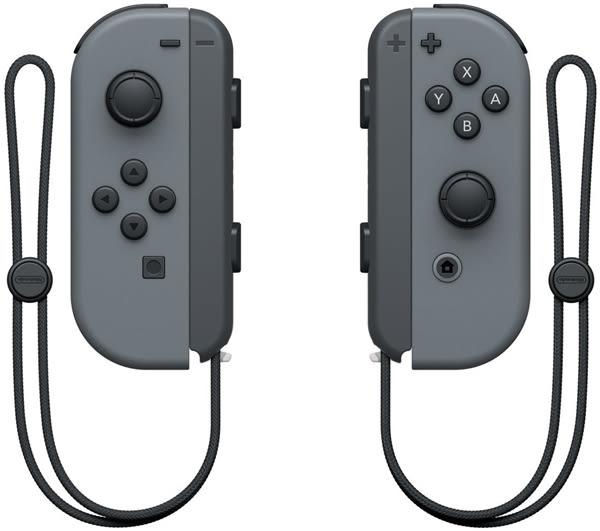 NS Joy-Con 黑色控制器(右手+左手)