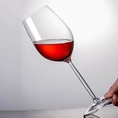 紅酒杯高腳杯套裝 家用奢華水晶杯歐式大肚紅酒杯香檳杯葡萄酒杯