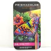 [一日特賣] Prismacolor 24色鉛筆 Premier Colored Pencils, Soft Core, 24-Count TB0