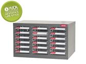 樹德櫃【YUDA 】A6V 318P 18 抽零件櫃分類櫃耐重櫃新竹以北免