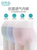 孕婦內褲純棉孕中期晚期早期高腰大碼無痕懷孕期內衣女初期短褲頭 寶貝計書