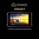 【EC數位】ATOMOS - Shogun 7 7.2吋監視記錄器 4K ATOMSHG701 外接式螢幕 HDR