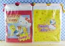 【震撼精品百貨】小黃鳥崔西_Tweety-KITTY聯名款-縮口袋-2入黃紅