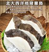 冰島鱈魚片(扁鱈)/特大片厚切3L (540g±10%/片) 蒸破布子 乾煎 沾粉油炸 厚切 鱈魚片 扁鱈 快速出貨