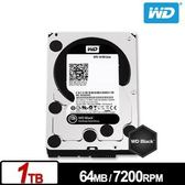 【綠蔭-免運】WD1003FZEX 黑標 1TB 3.5吋SATA硬碟