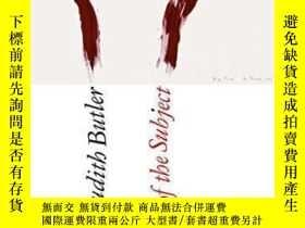 二手書博民逛書店Senses罕見Of The Subject-主體的感官Y436638 Judith Butler Fordh