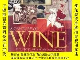 二手書博民逛書店A罕見Century Of WineY364682 Hugh Johnson Wine Appreciatio