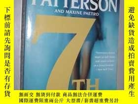 二手書博民逛書店英文原版罕見7th Heaven (Women s Murder