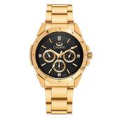 手錶 鑲鉆手錶 情侶錶 夜光防水錶 石英錶【非凡商品】w133