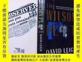 二手書博民逛書店the罕見wilson plot 威爾遜情節 f2-5Y2253