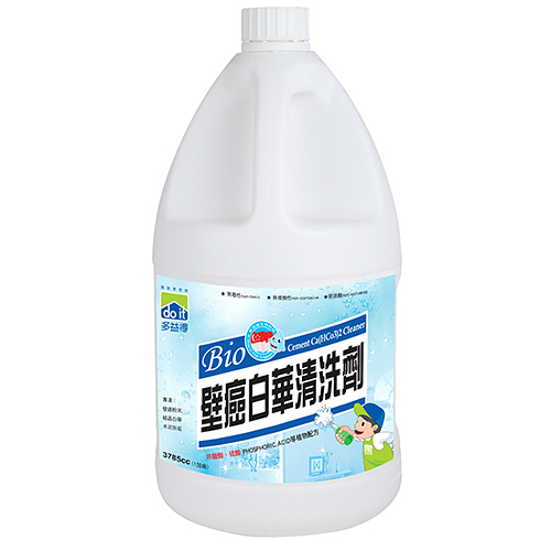 多益得壁癌白華清洗劑1加崙2入一組