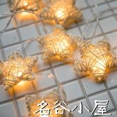 五角星led小彩灯装饰灯小灯泡串灯