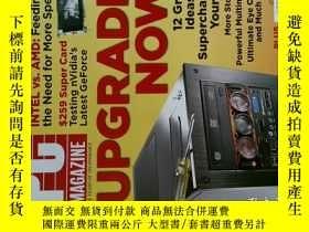 二手書博民逛書店PC罕見Magazine 2007年12月25日 英文個人電腦雜誌 可用樣板間道具雜誌Y114412