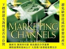 二手書博民逛書店Marketing罕見Channels-營銷渠道Y436638 Anne Coughlan Routledge