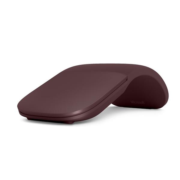 Microsoft 微軟 Surface Arc Mouse 滑鼠(酒紅) 現貨