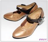 節奏皮件~國標舞鞋摩登鞋款舞鞋編號209 A01 古銅漆