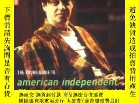 二手書博民逛書店The罕見Rough Guide To American Independent FilmY255562 Wi