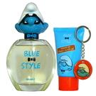The Smurfs Brainy 藍色小精靈淡香水100ml 搭贈雙贈品 無外盒包裝