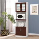 喜而好鏡面高廚房櫃-&DIY組合傢俱