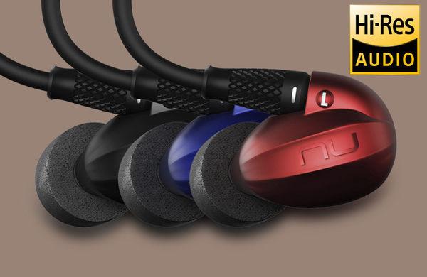 NuForce HEM2 單平衡電樞耳道式耳機 可換線設計 附MIC線 三色可選 [My Ear 台中耳機專賣店]