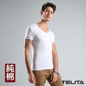 【TELITA】型男純棉短袖衫