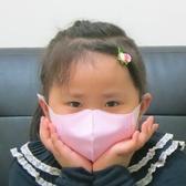 【雨晴牌-超立體3D口罩】(A級高效能) @幼幼童-粉紅色@舒適透氣 約1-9歲 高彈性耳帶久戴不痛