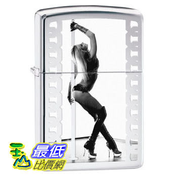 [104 美國直購] Zippo Pole Dancer Pocket Lighter 打火機