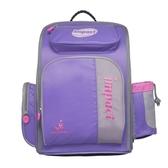 【IMPACT】】怡寶標準型舒適護脊書包-模範生系列-粉/紫/深藍