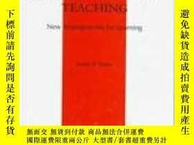 二手書博民逛書店Interdisciplinary罕見Courses And Team Teaching: New Arrange