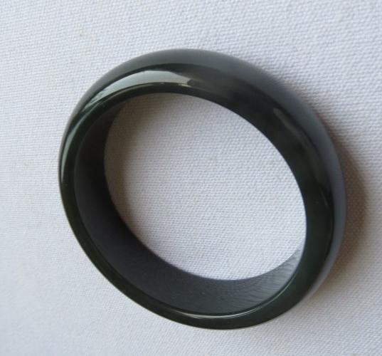 和田青玉手鐲 #0229  60mm