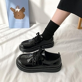 小皮鞋 2021新款小皮鞋女英倫風復古春秋法式配裙子夏季制服日系jk鞋子女 晶彩 99免運