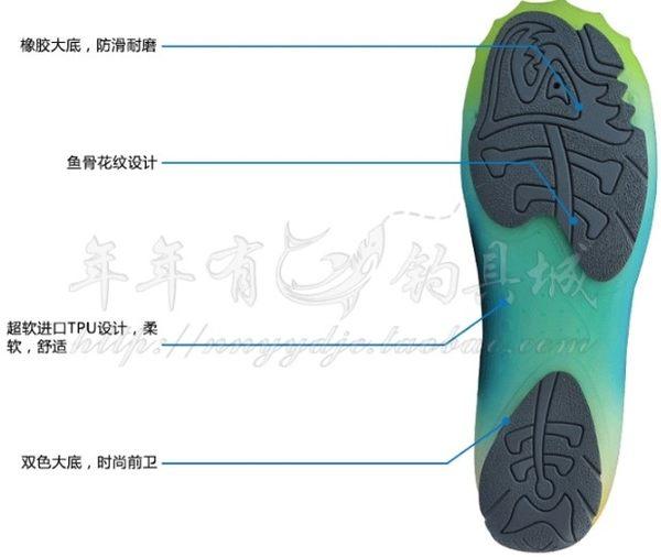[協貿國際]  夏季多用途透氣速乾防滑鞋
