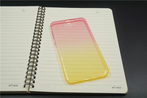 88柑仔店~雞尾酒漸變HTC ONE A9手機殼A9保護套A9超薄透明軟殼tpu外殼