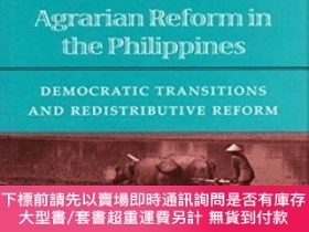 二手書博民逛書店Agrarian罕見Reform In The PhilippinesY255174 Riedinger, J