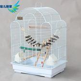 鳥籠 【非主圖款】玄鳳虎皮鸚鵡籠子豪華大型鳥籠 魔法空間