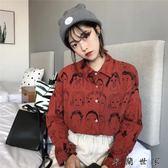 春裝女裝韓版氣質小清新打底衫襯衣