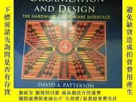 二手書博民逛書店Computer罕見Organization and Design:The Hardware Software I