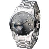 漢米爾頓 HAMILTON 美國經典鐵路小秒盤機械腕錶 H40515181