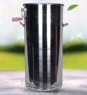 搖蜜機 搖蜜機小型蜂蜜搖糖機不銹鋼28內框打蜂密桶取蜜機養蜜蜂工具新款 交換禮物