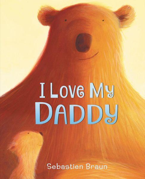 【麥克書店】I LOVE MY DADDY ? /硬頁新奇書《主題:父親節.溫馨情誼》
